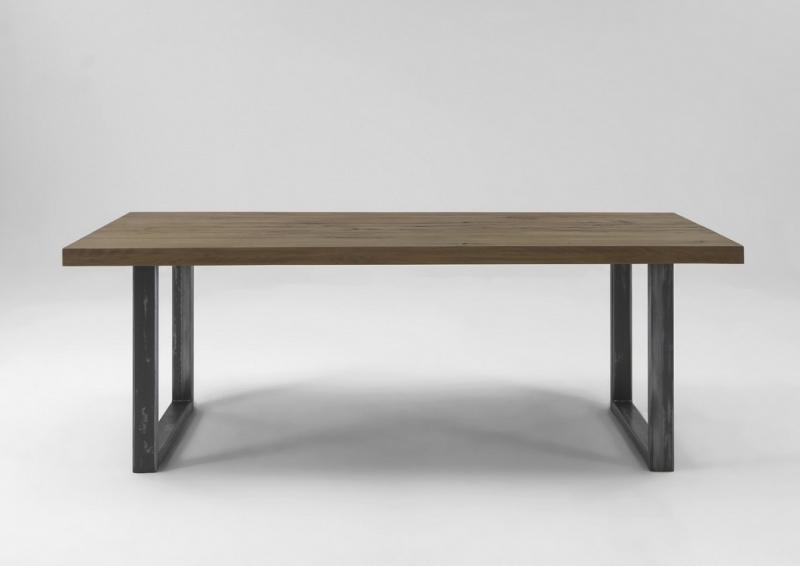 Molto Tavolo da pranzo Italia,tavolo design moderno in legno massiccio ZA02