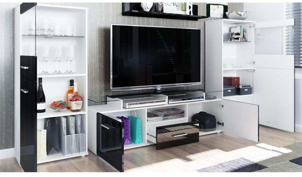 Porta tv design milano mobile soggiorno moderno in 13 colori - Porta tv design moderno ...