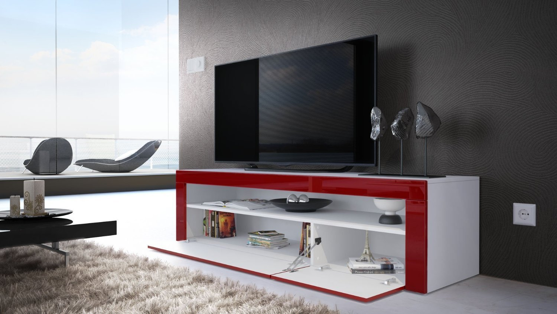 Giglio porta tv di design mobile soggiorno portatv - Porta tv design moderno ...