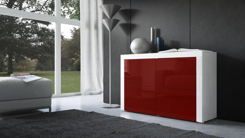 Credenza cassettiera moderna napoli com in due modelli design - Camera da letto bordeaux ...