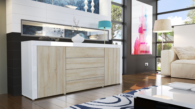 Credenza Ikea Moderna : Credenza moderna ikea design per la casa aradz