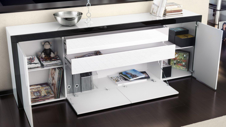 Credenza moderna Napoli 79,mobile soggiorno design molto grande