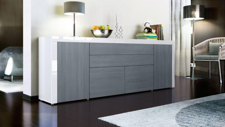 Credenza moderna napoli 79 mobile soggiorno design molto grande - Mobile moderno per soggiorno ...
