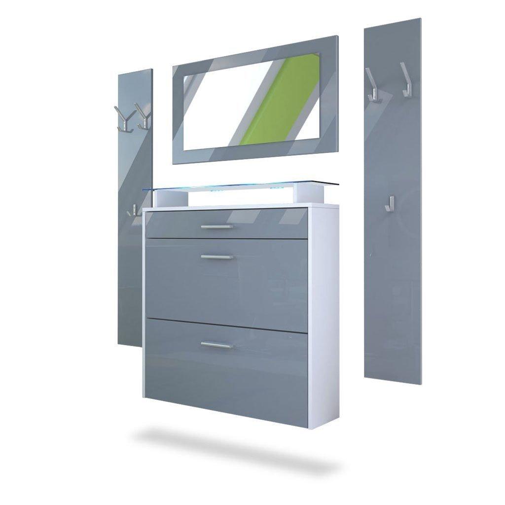 Entrata moderna Michela,mobile per ingresso di design in 13 colori