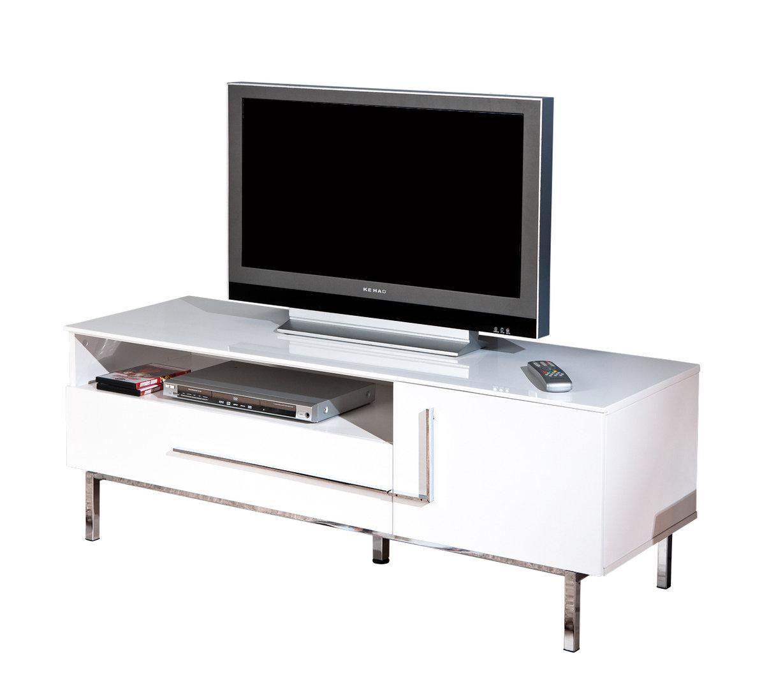 Porta tv moderno jole 23 mobile tv bianco soggiorno di design - Mobili porta tv economici ...