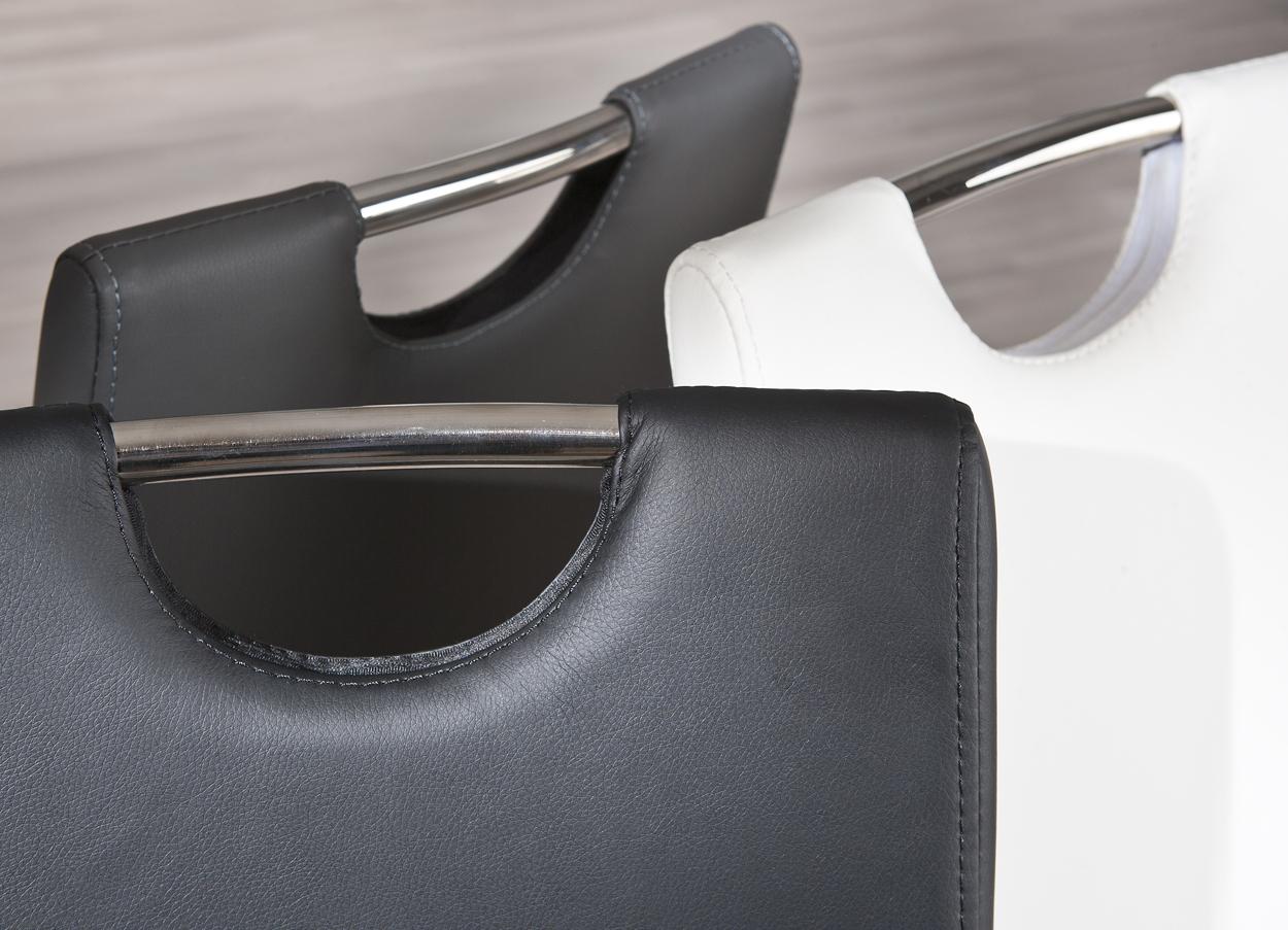 Set di 2 sedie moderne vip, sedia di design, sala, ufficio