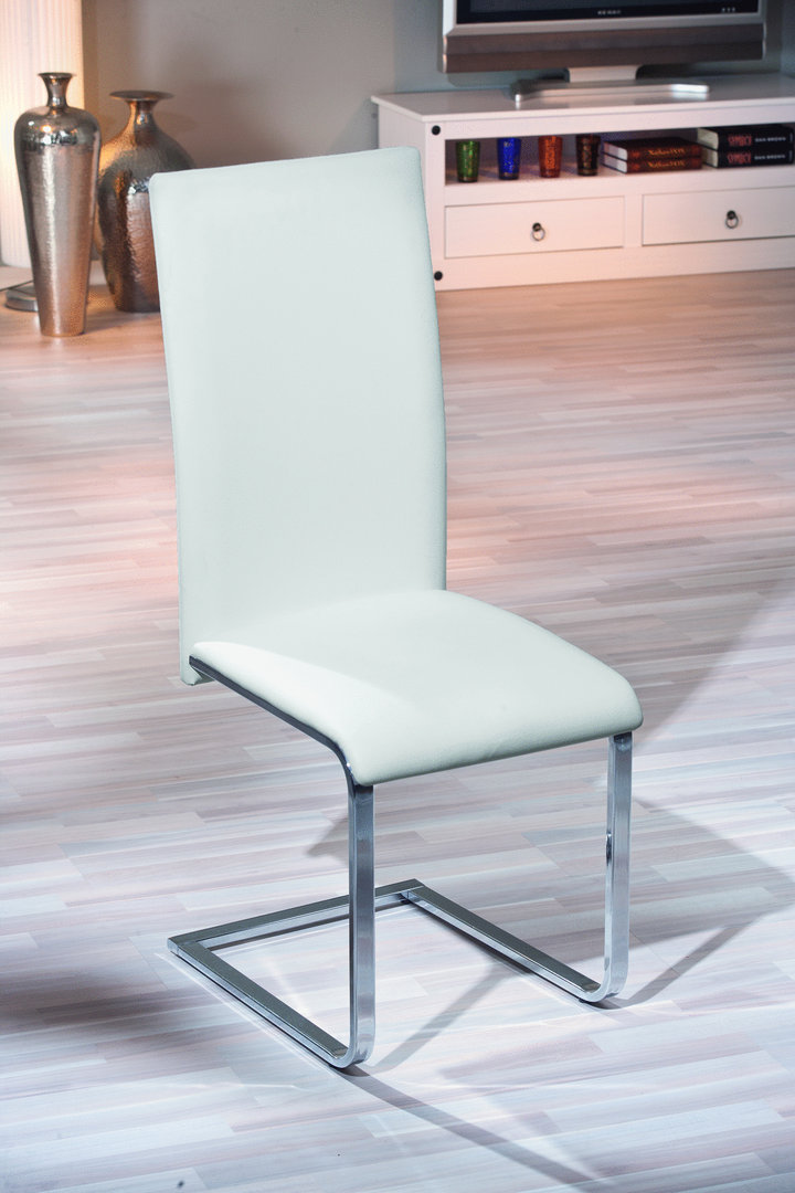 Sedia moderna Nancy, sedie per ufficio, tavolo da pranzo, design