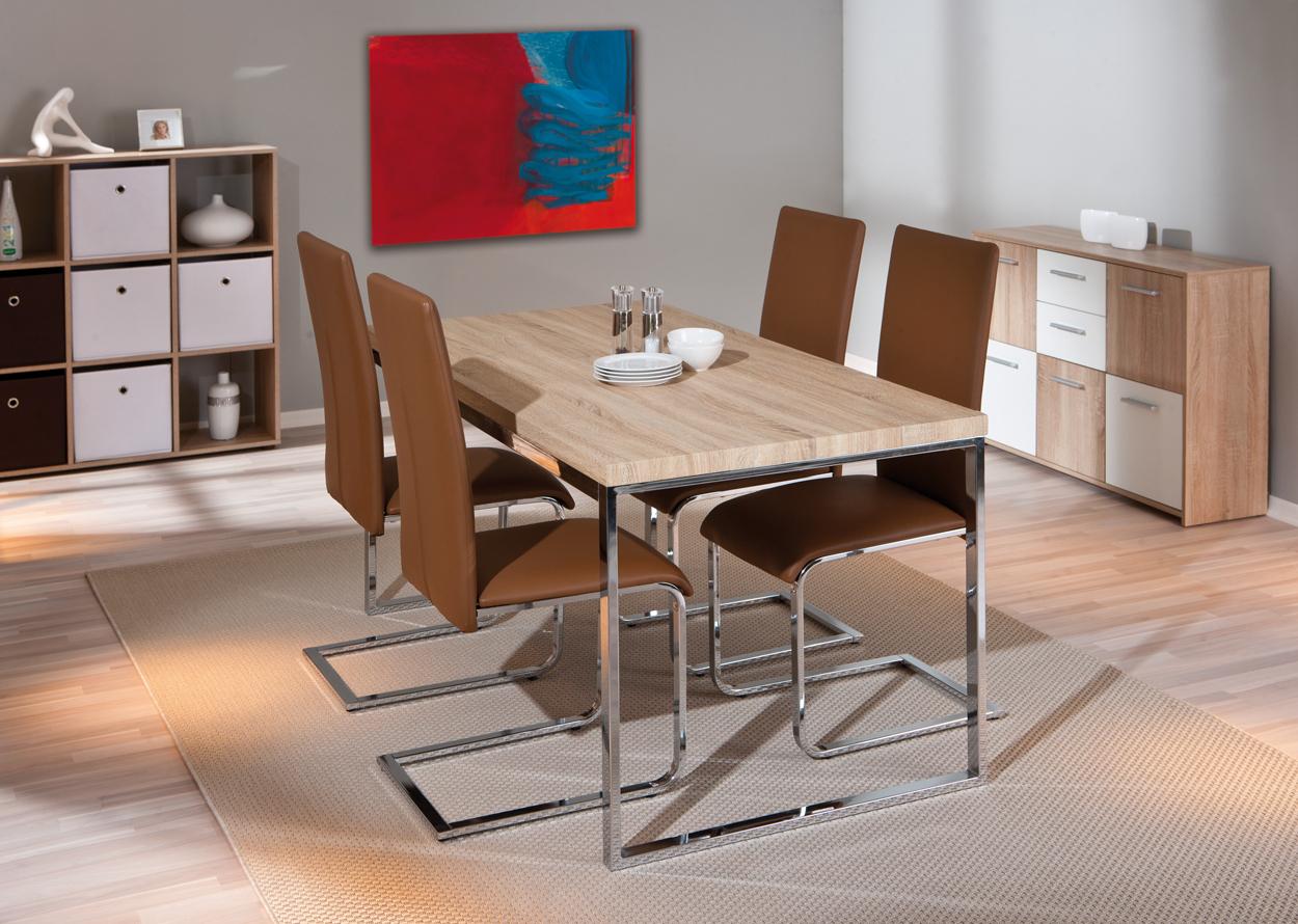 Sedia Moderna Nancy Sedie Per Ufficio Tavolo Da Pranzo Di Design #086285 1250 890 Sedia Moderna Per Sala Da Pranzo