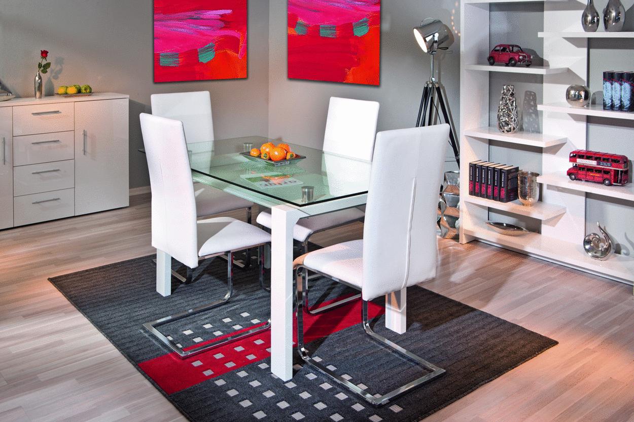 Sedia moderna nancy sedie per ufficio tavolo da pranzo for Sedie da pranzo economiche