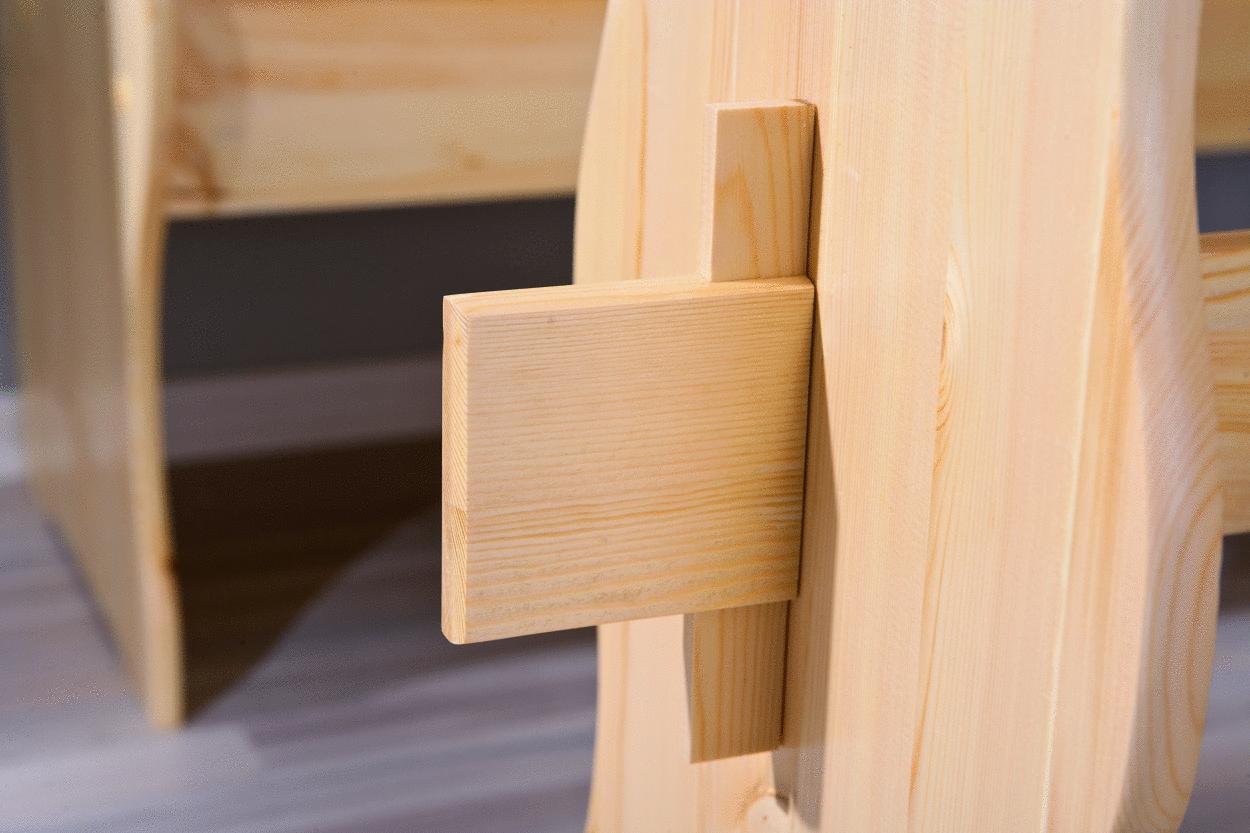 norda angolo cucina,taverna, mobili in legno massiccio - Panche In Legno Per Cucina