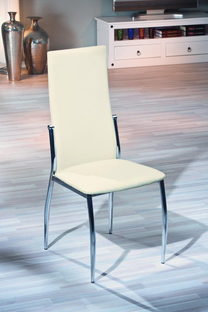 sedia moderna bianca o nera mobile ufficio cucina sala