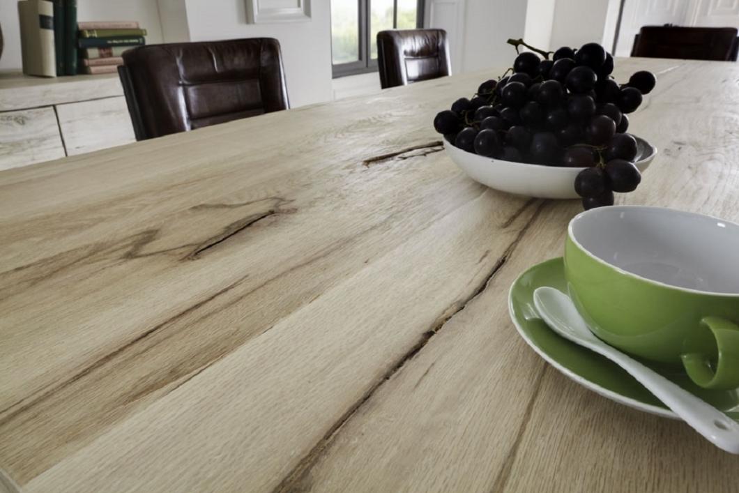 Tavolino da caffè massiccio master, mobile soggiorno moderno