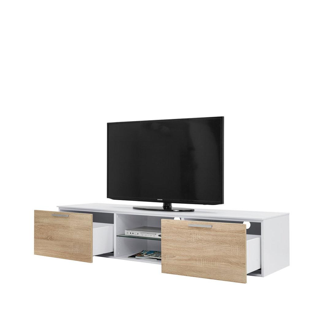 Porta tv moderno morrison mobile soggiorno design in pi - Mobile porta tv moderno design ...