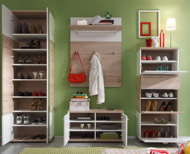 Scarpiera moderna per entrata better comodo e spazioso mobile - Mobile per scarpe ...