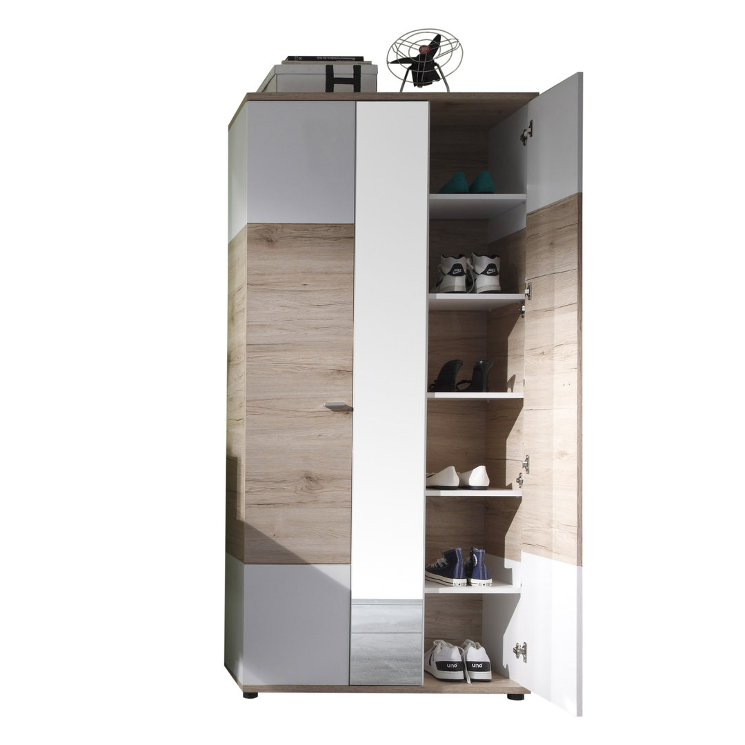 Better 2 entrata moderna elegante mobili ingresso design for Armadio ingresso design