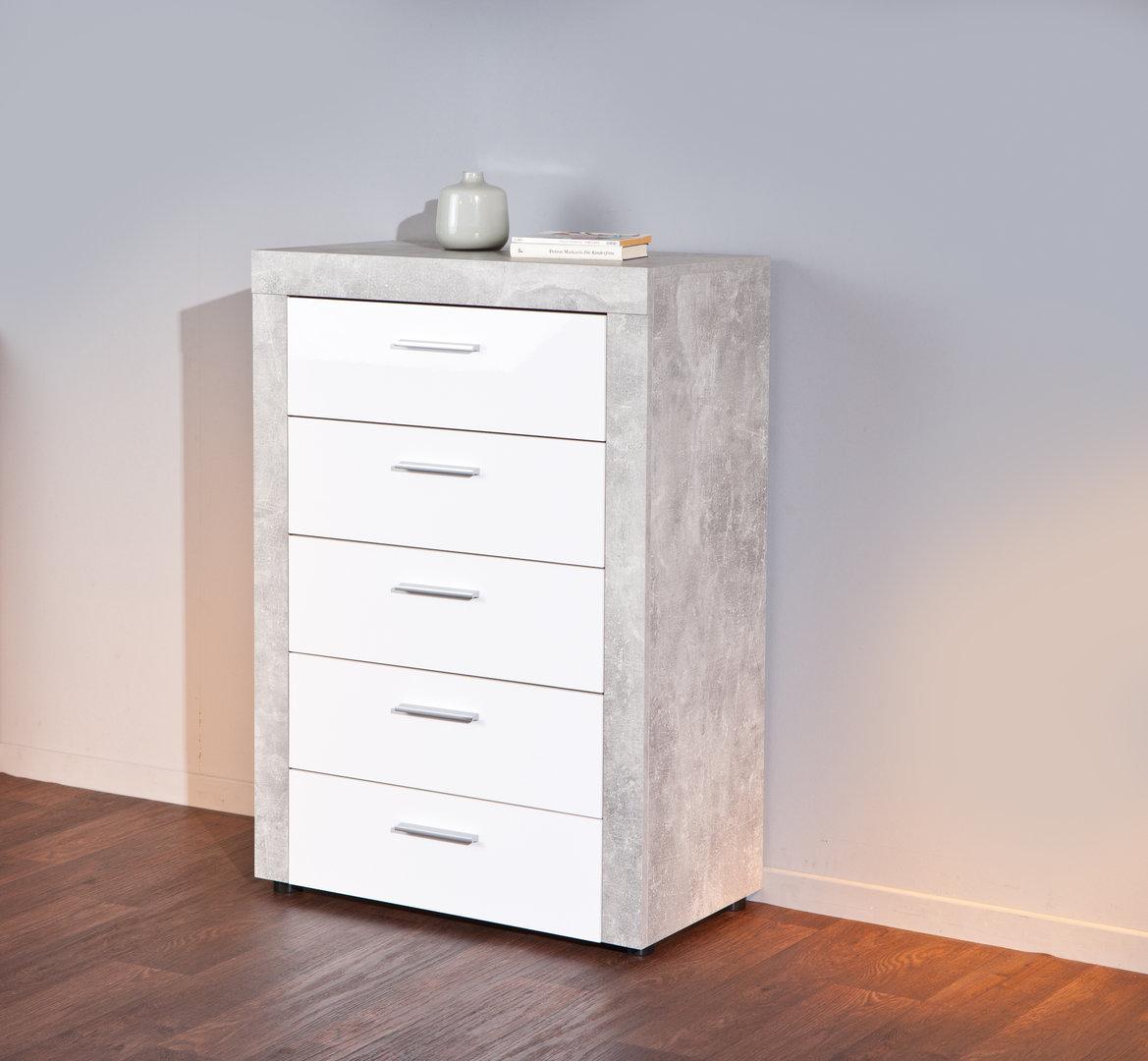 cassettiera moderna andrea c mobile ufficio soggiorno