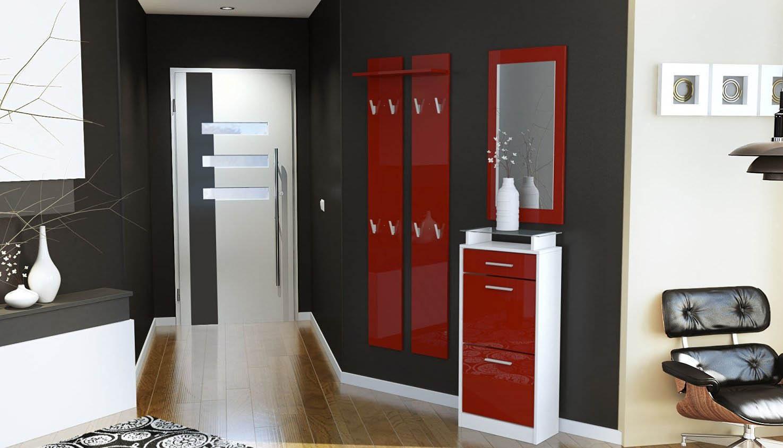 Mobili per ingresso corridoio design casa creativa e - Mobili per corridoio stretto ...