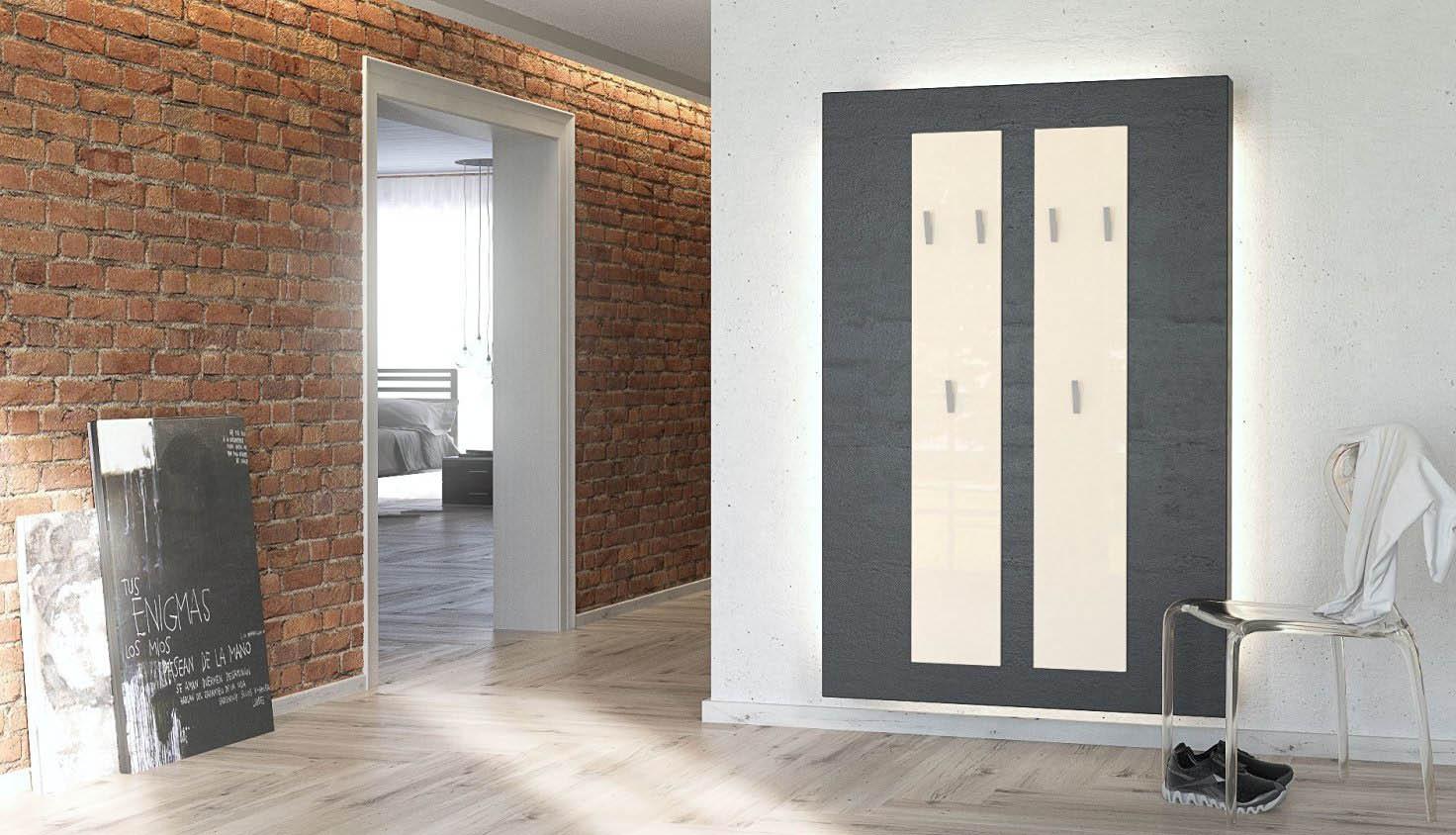 Pannello appendiabiti tredici mobile entrata e corridoio for Arredo ingresso design