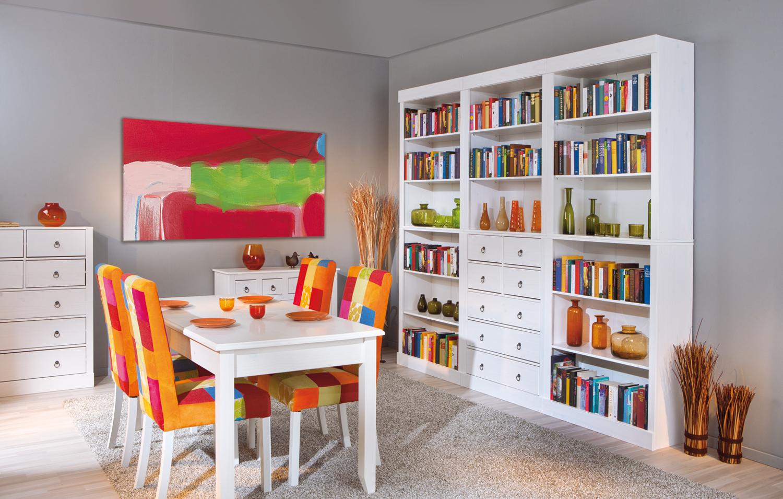Libreria componibile aurora 22 mobile soggiorno cassettiera for Soggiorno studio