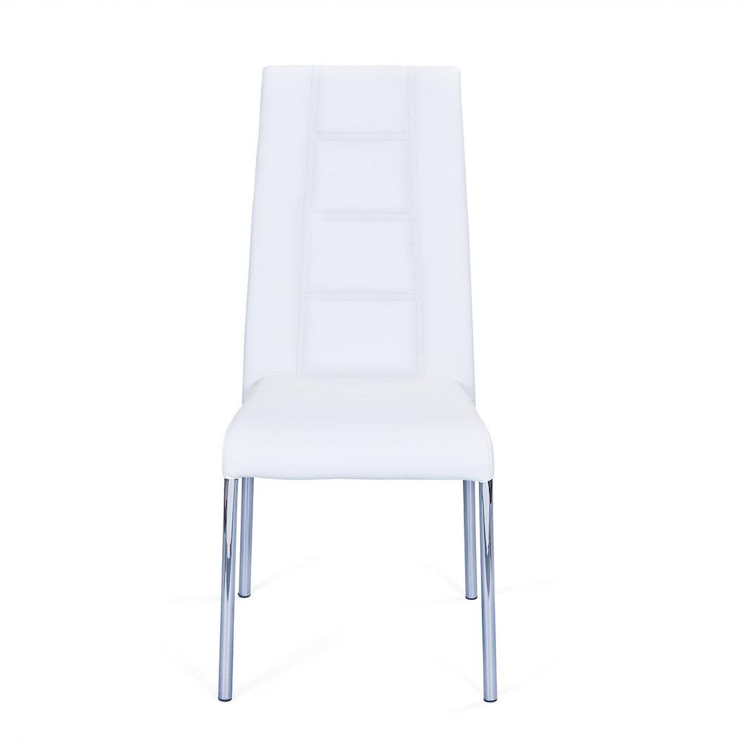 Set di 4 sedie Verona, eleganti, in 3 colori a scelta,cucina,sala