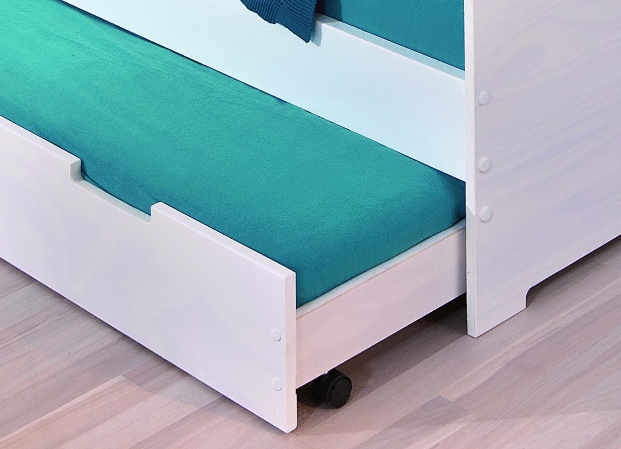 letto moderno bianco giulia camera bambini e ragazzi con letto. Black Bedroom Furniture Sets. Home Design Ideas