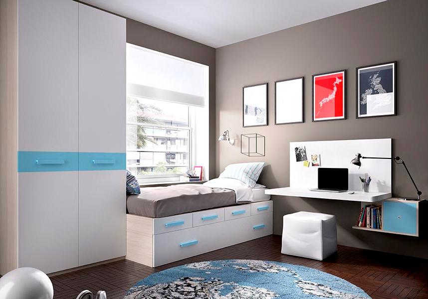 Armadio a due ante luca personalizzabile tante combinazioni - Colori pareti camerette per bambini ...