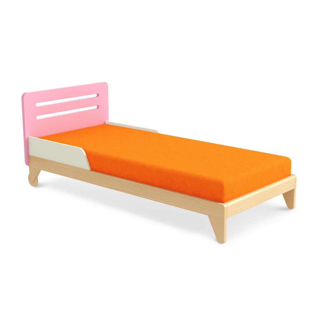 Letto moderno miguel l185 p91 h72 letti moderni in pi colori - Sponda letto bimbo store ...