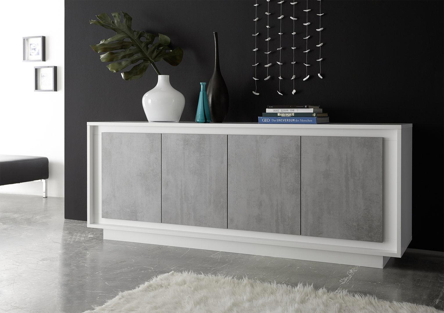 beautiful mobile soggiorno bianco photos - ameripest.us - ameripest.us - Mobile Soggiorno Particolare