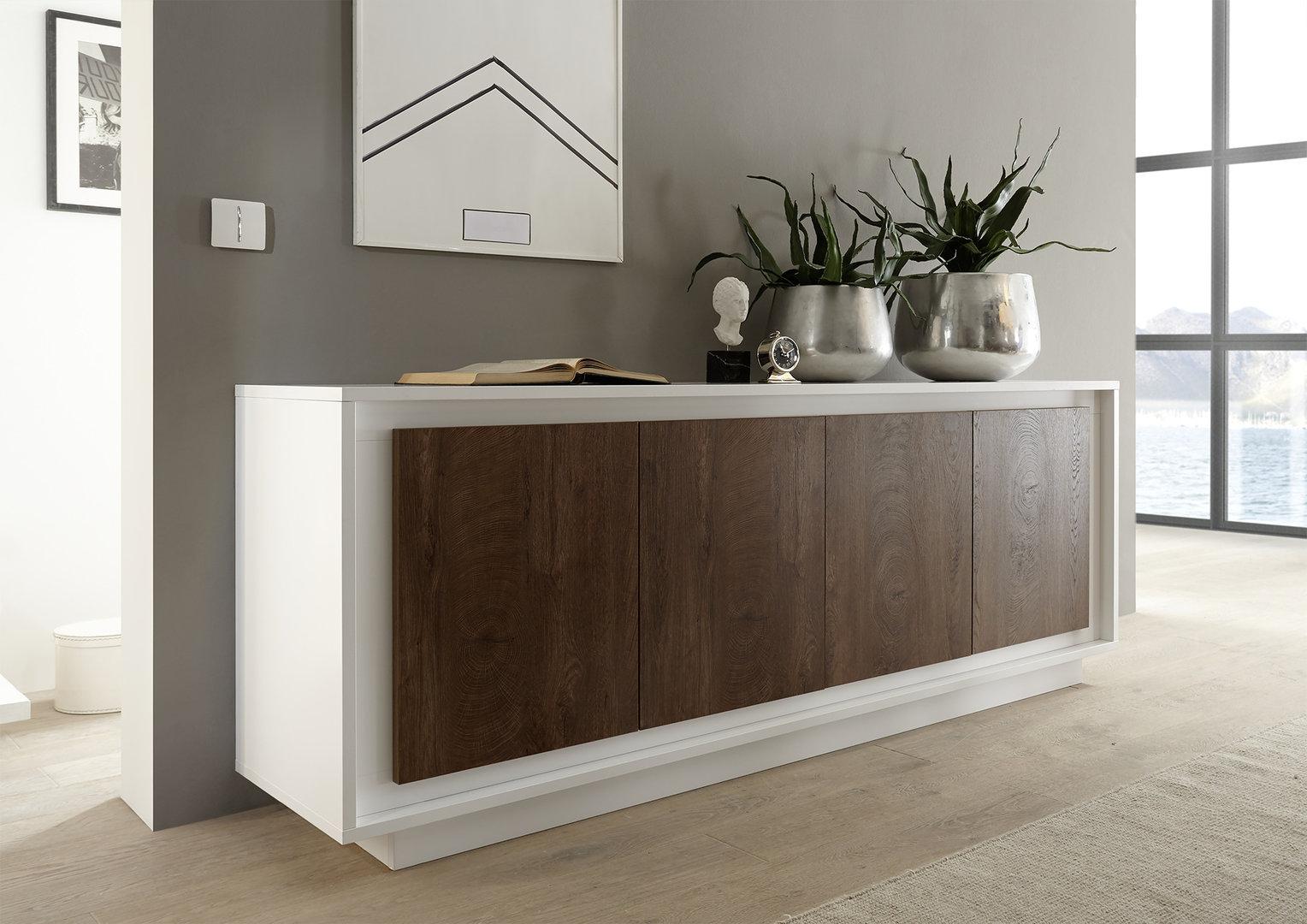 Madia moderna dolce mobile unico e particolare soggiorno for Colori mobili moderni