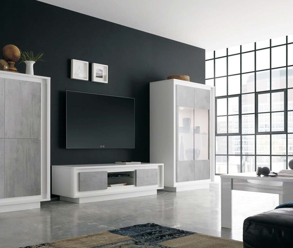 Vetrina moderna dolce mobile soggiorno sala con led credenza for Mobile sala