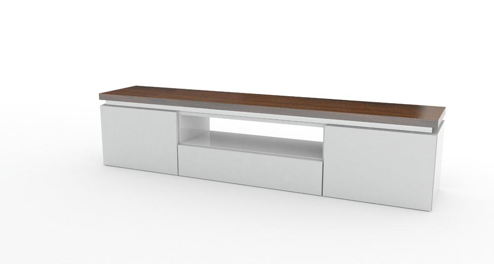 mobile porta tv bianco messico,per soggiorno moderno elegante - Colori Per Soggiorno Moderno 2