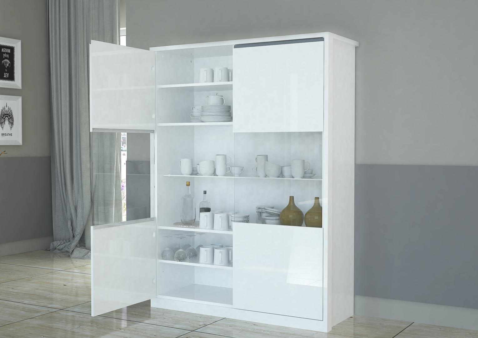 Credenza Moderna Lecce : Vetrina moderna per soggiorno le migliori idee la tua design