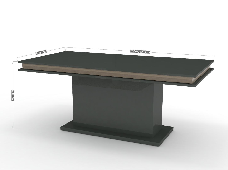 Dimensioni tavoli cucina cheap eppure le dimensioni di - Tavolo a scomparsa per cucina ...