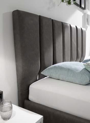 Camera da letto completa cometa mobili moderni letto armadio - Mobili moderni camera da letto ...
