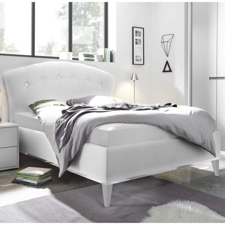 Letto a due piazze luce letto matrimoniale per camera moderna for Colori camera da letto matrimoniale