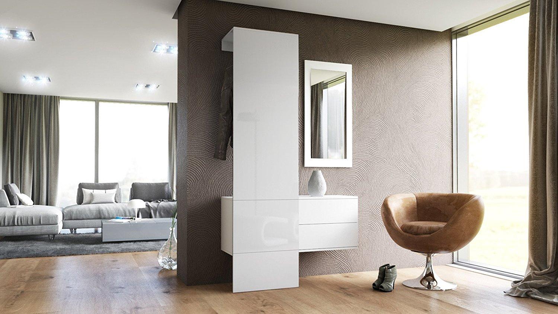 entrata moderna neve composizione 2 ingresso mobile. Black Bedroom Furniture Sets. Home Design Ideas
