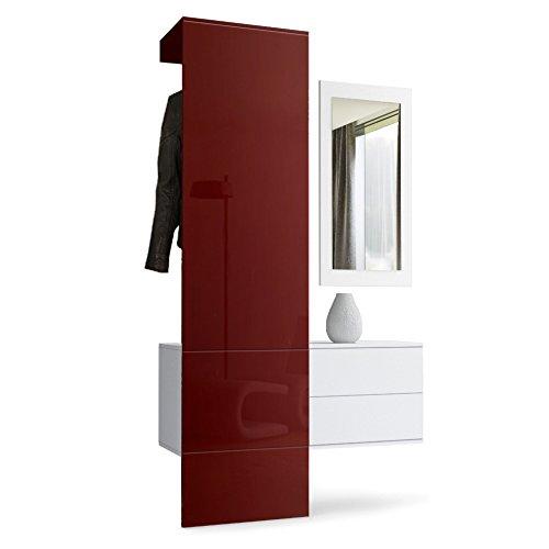 Entrata moderna neve composizione 2 ingresso mobile for Vendita mobili design on line
