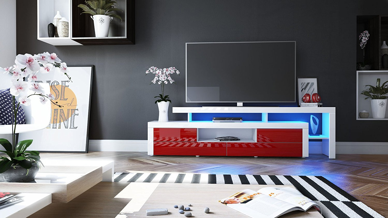 Porta tv moderno portofino mobile soggiorno in tantissimi - Mobile tv moderno ...