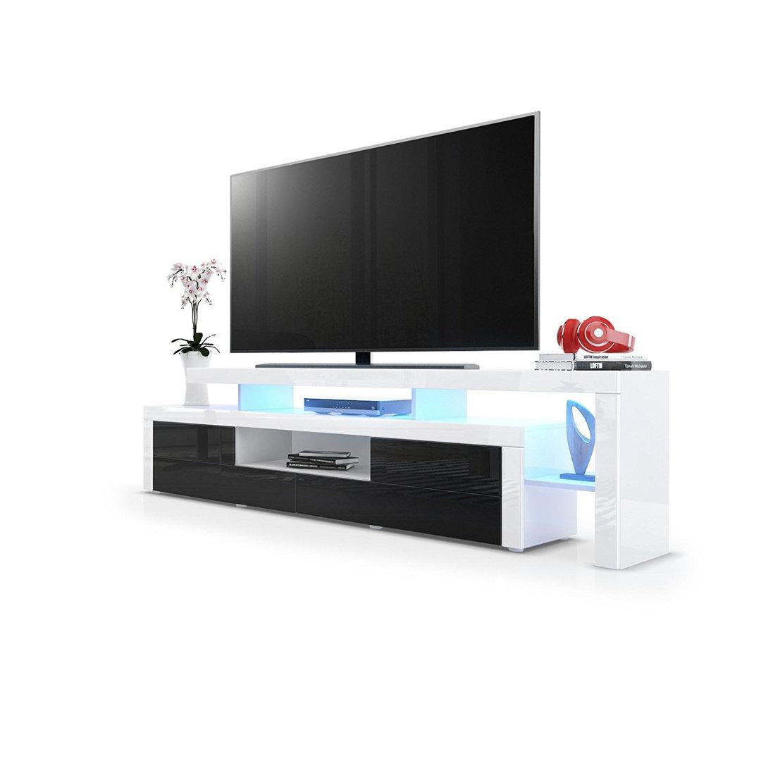 Porta tv moderno Portofino, mobile soggiorno in tantissimi colori