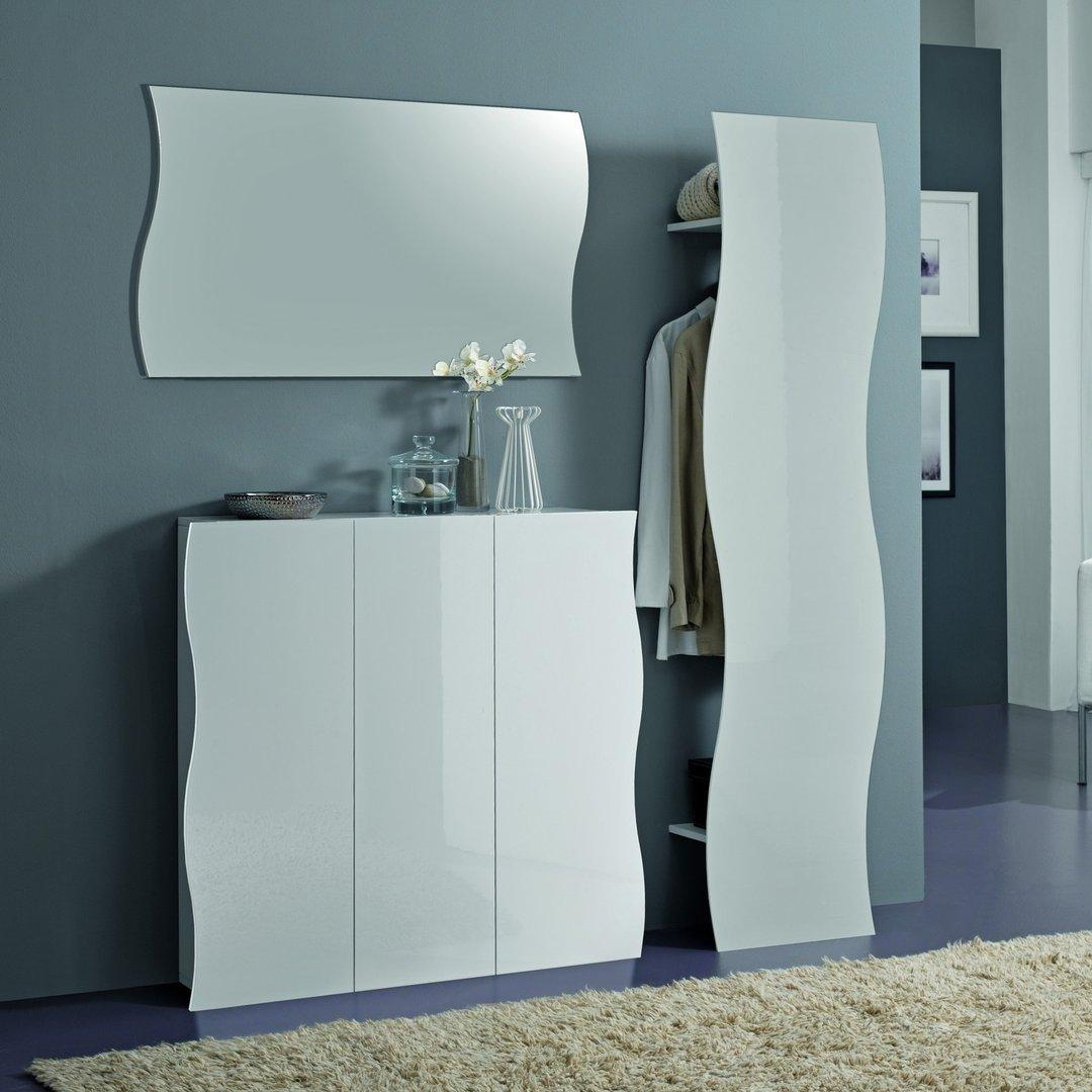 Entrata moderna goccia xl mobili per ingresso - Appendiabiti da bagno ...