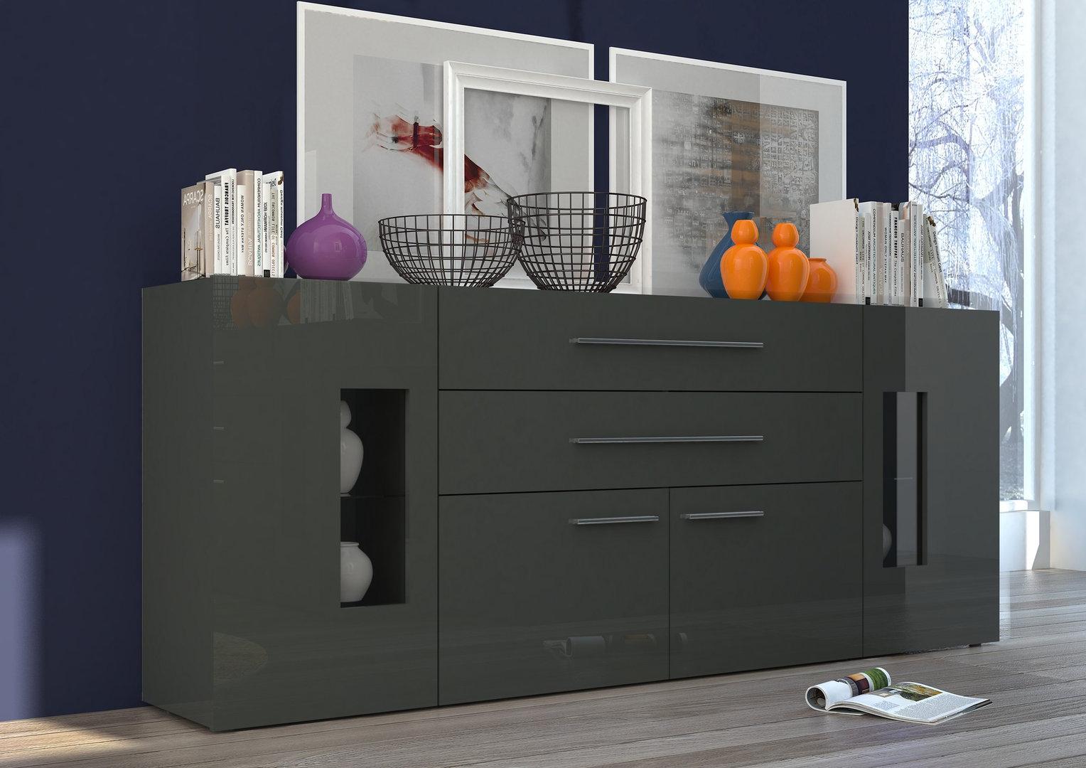 Credenza Per Salone : Credenze per soggiorno images moderne