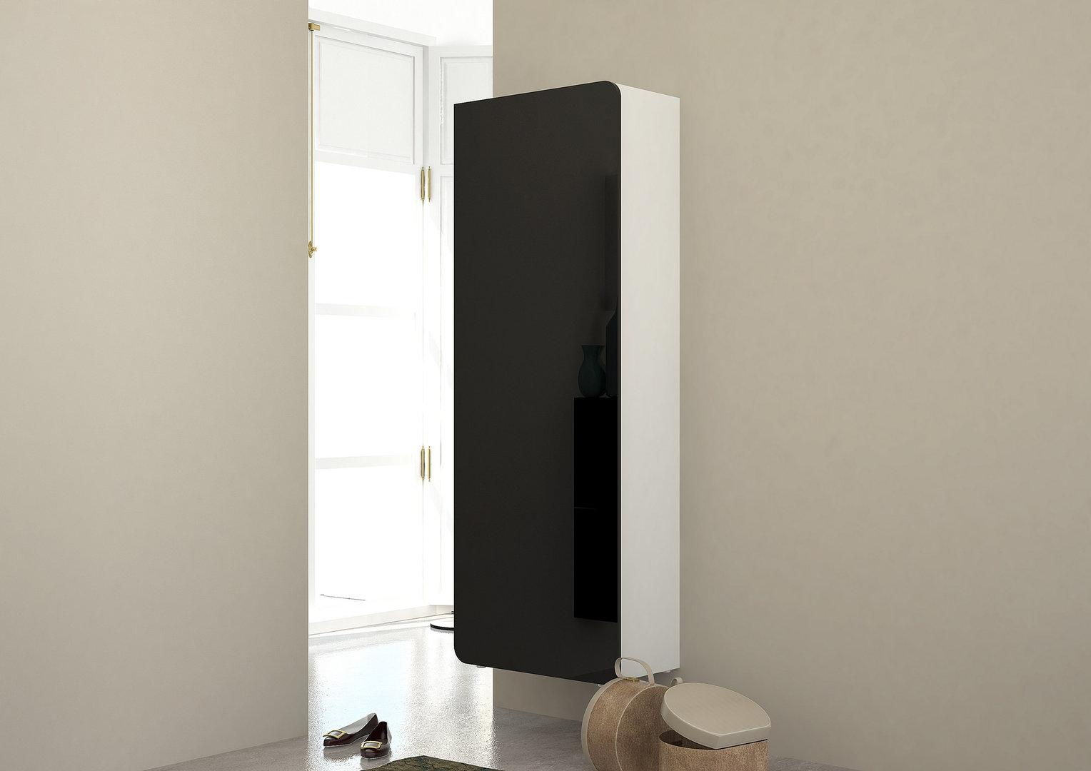 Guardaroba moderno Vita, mobile per ingresso, entrata, corridoio