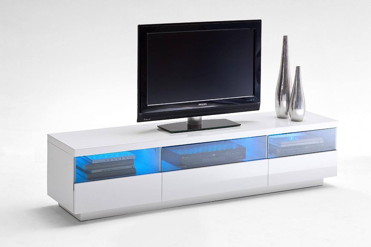 Mobile Tv Moderno Bianco : Porta tv paco mobile bianco per soggiorno design con cassetti