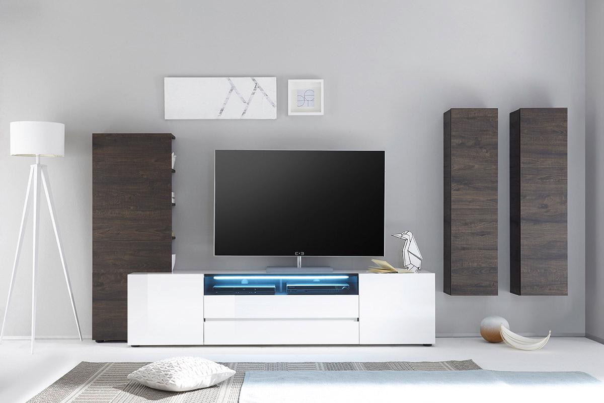 Mobili Bassi Per Tv. Excellent Mobili Per Soggiorno Moderni Images ...