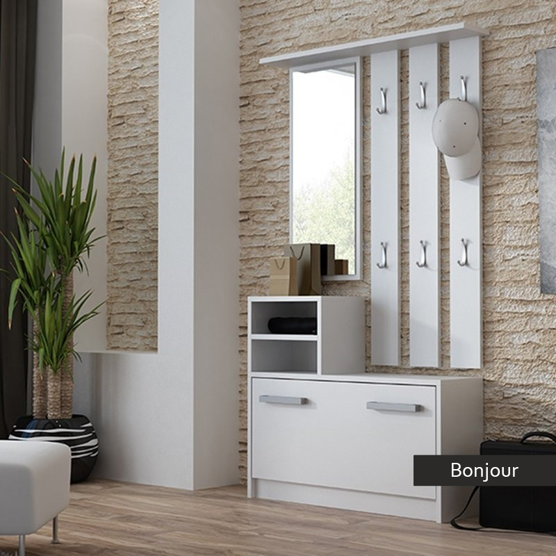 Entrata moderna bonjour mobile ingresso corridoio for Idee per casa moderna