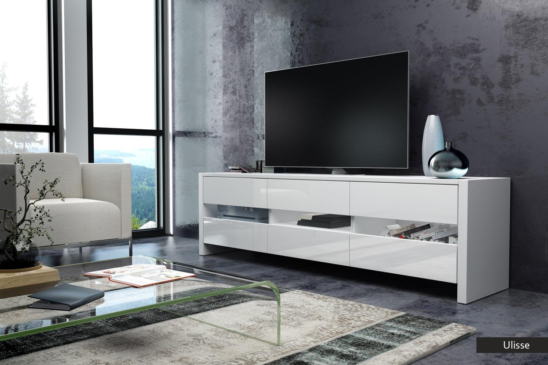 Porta tv design ulisse mobile moderno per soggiorno giovane - Mobile porta tv moderno design ...