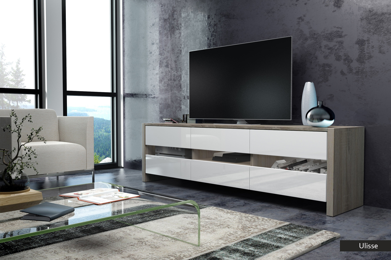 Porta tv design ulisse mobile moderno per soggiorno giovane - Porta tv design ...