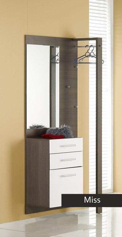 Entrata moderna miss mobile ingresso corridoio con specchio - Ingresso con specchio ...