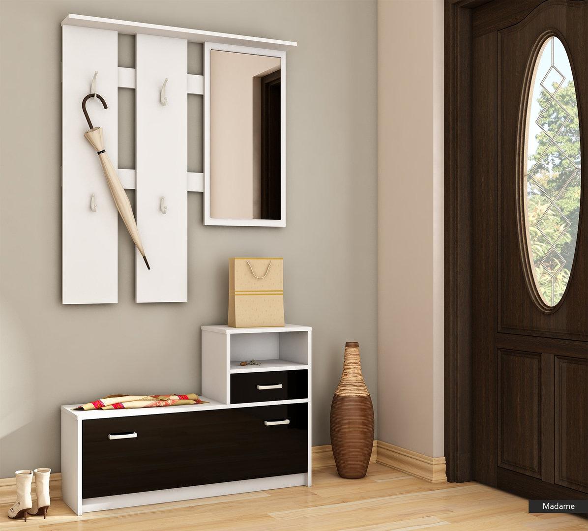 Entrata with specchi per ingressi - Colori a specchio ...