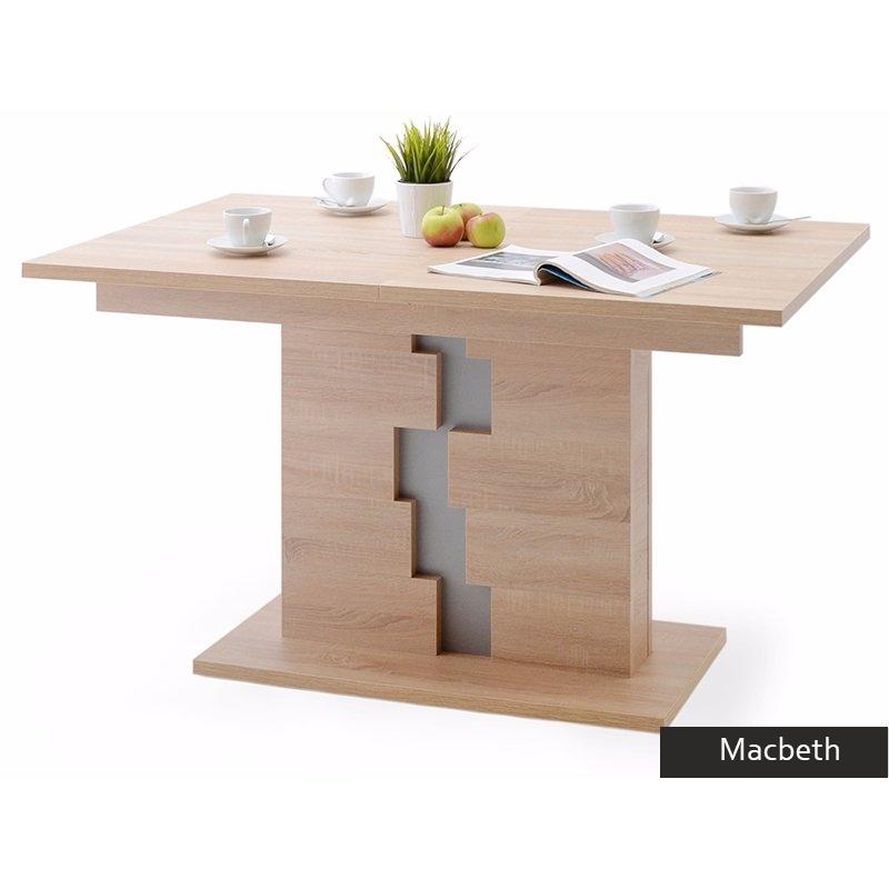 Tavolo allungabile moderno macbeth per cucina sala da pranzo for Tavoli da sala da pranzo moderni